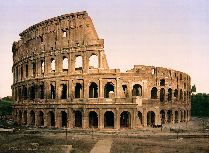800px-Flickr_-_…trialsanderrors_-_The_Colosseum,_Rome,_Italy,_ca._1896